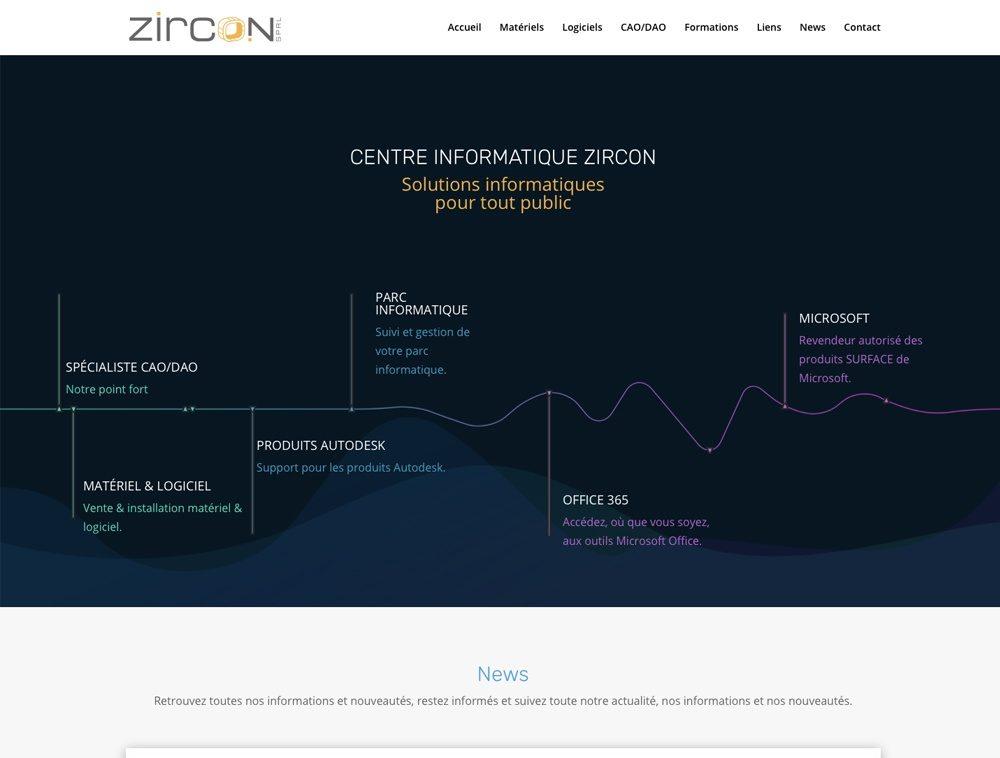 zircon web
